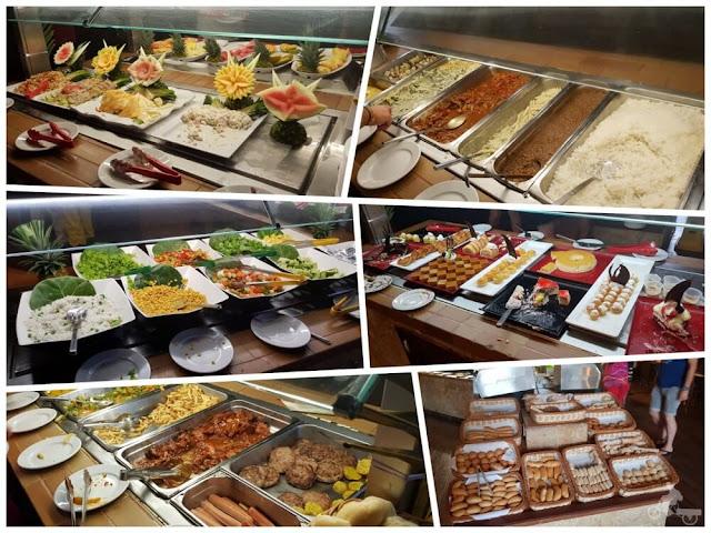 buffet del ifa bavaro punta cana