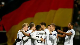 German national team donate €2.5m to coronavirus fundraising service