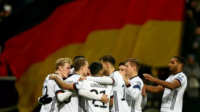 German national team donate €2.5m to coronavirus fundraising service