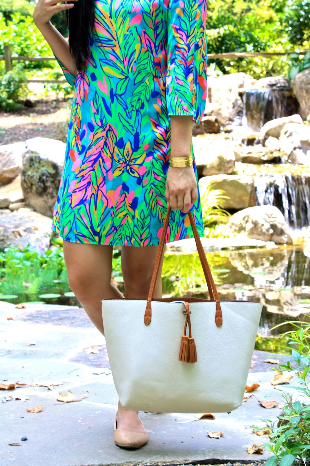 Lilly Pulitzer Hot Spot printed dress