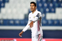 Varane 'seriously considering Real Madrid exit in the summer'