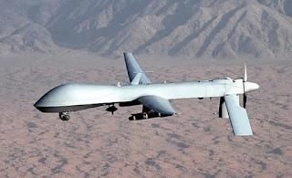 Koalisi Saudi Sebut Drone Pemberontak Syi'ah Houtsi Dicegat Sebelum Mencapai Target di Saudi