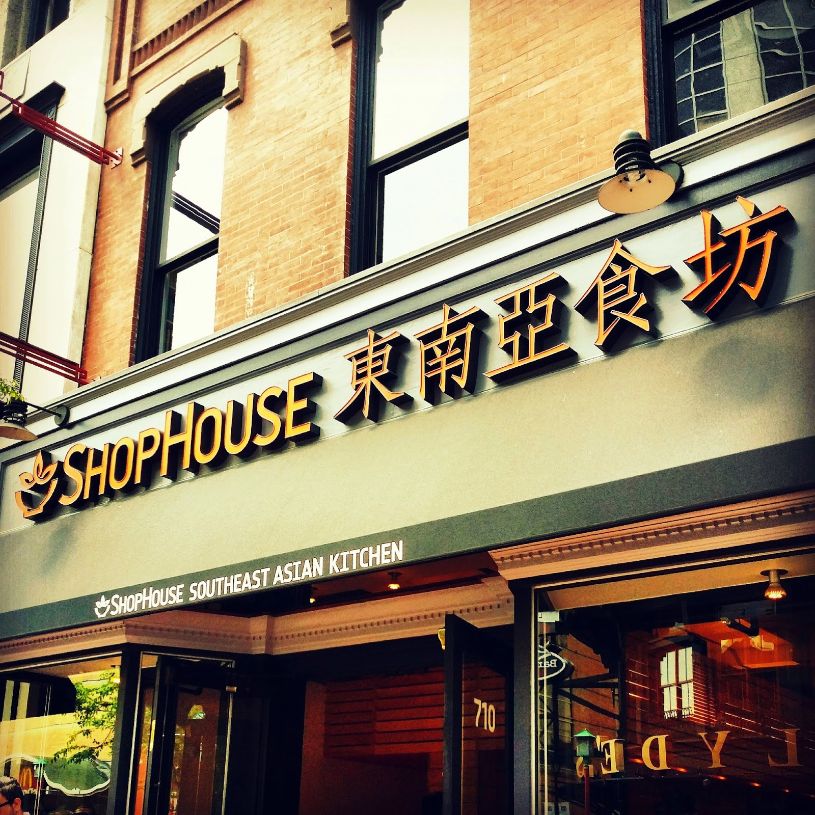 Shophouse Southeast Asian Kitchen: The 42: ShopHouse Opens, Pharmacy Bar Under New Ownership