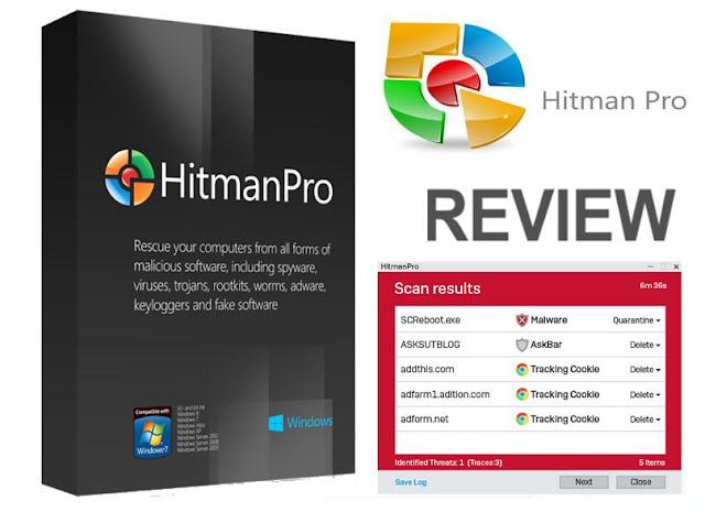 HitmanPro v3.8.23 Build 318 (x86+x64) Free Download
