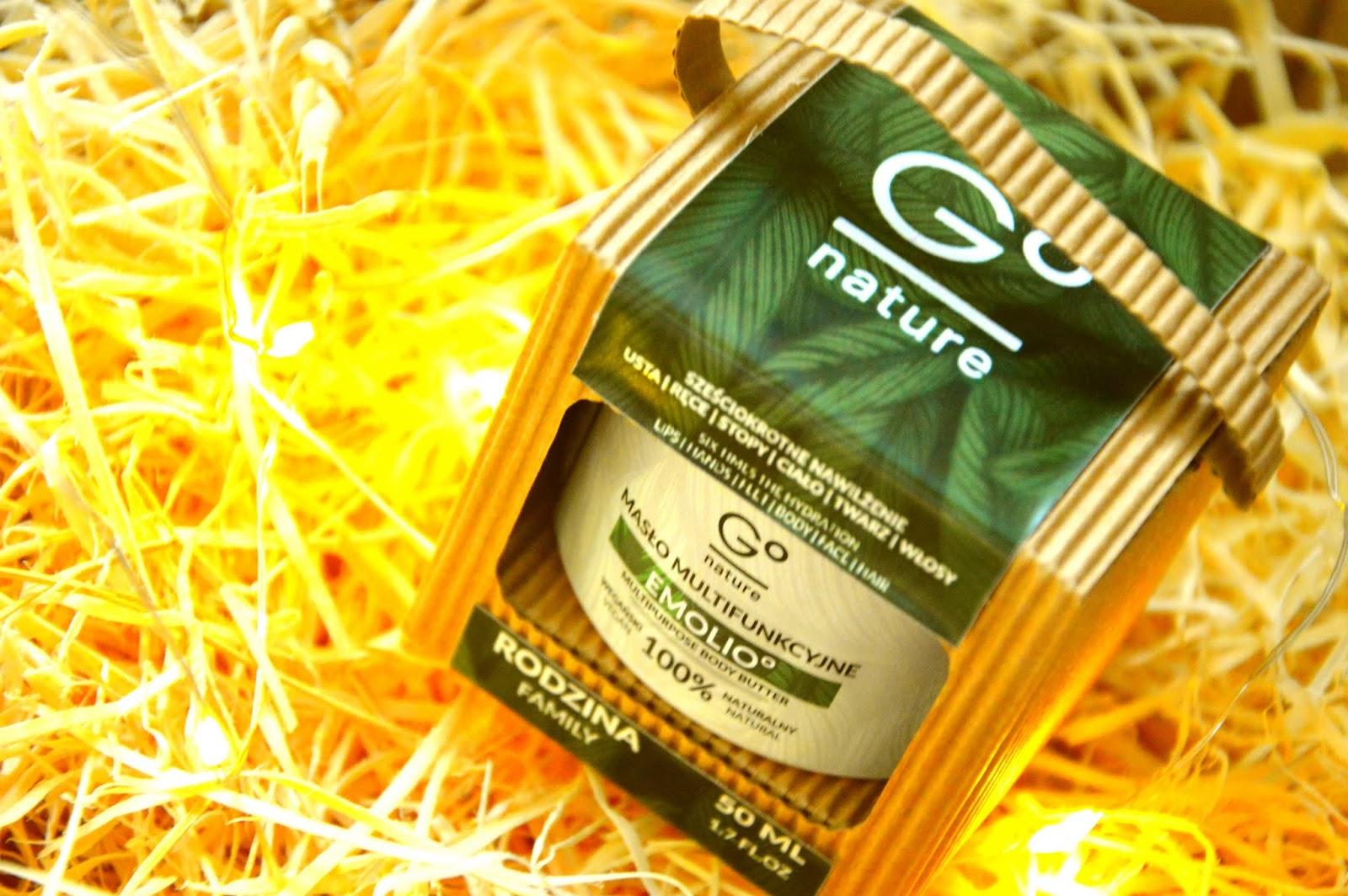Masło od marki Go Nature