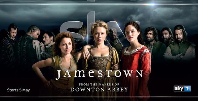Jamestown (2017-) ταινιες online seires xrysoi greek subs