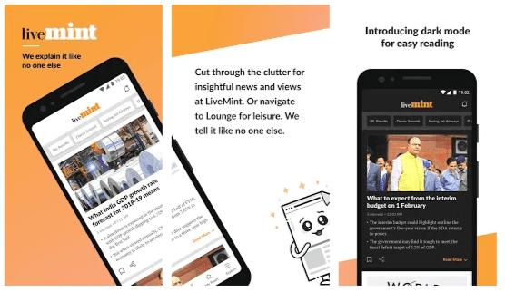 Mint Business News Mod Apk