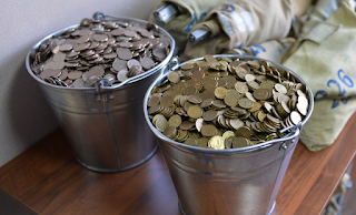 Девальвация рубля (фото)