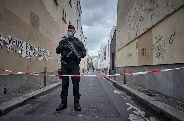 Во Франции сатанист-псих обезглавил подростка и попытался съесть