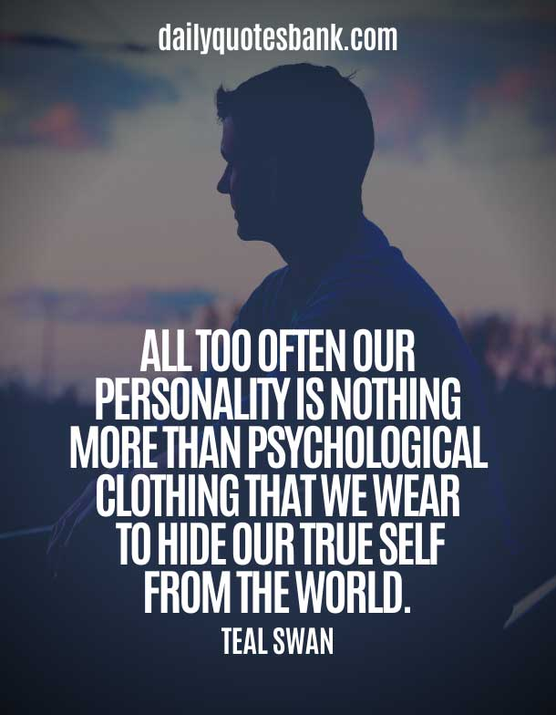 Quotes About Strong Personality Psychology