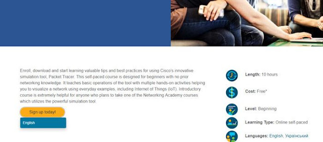 Download Cisco Packet Tracer Terbaru Versi 7.2.1 Untuk Android, IOS dan Windows