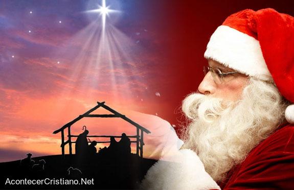 Jesús o Santa Claus