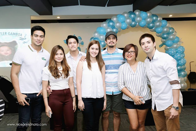 Baptism Of Joross Gamboa's Son Was Star-Studded!
