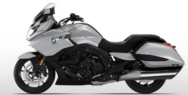 Spesifikasi BMW K 1600 B