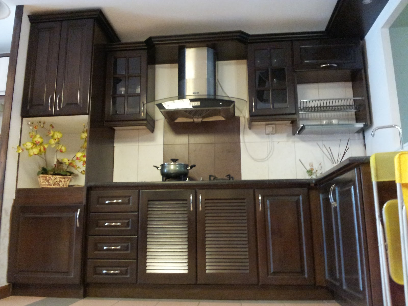 Abs Kitchen Kitchen Package 10ft Kabinet Dapur Pakej 10ft