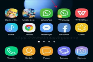 Cara Membuat 2 Akun WA di HP Xiaomi