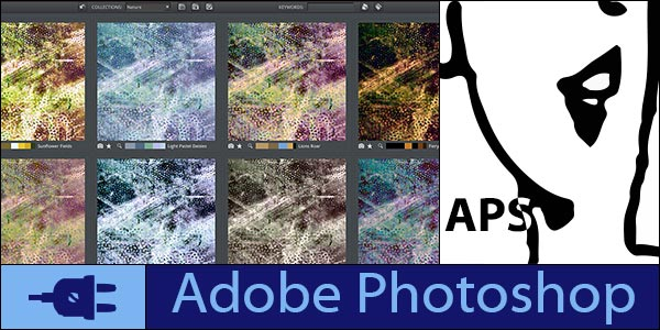 How To Use Topaz ReStyle With Patterns and Textures