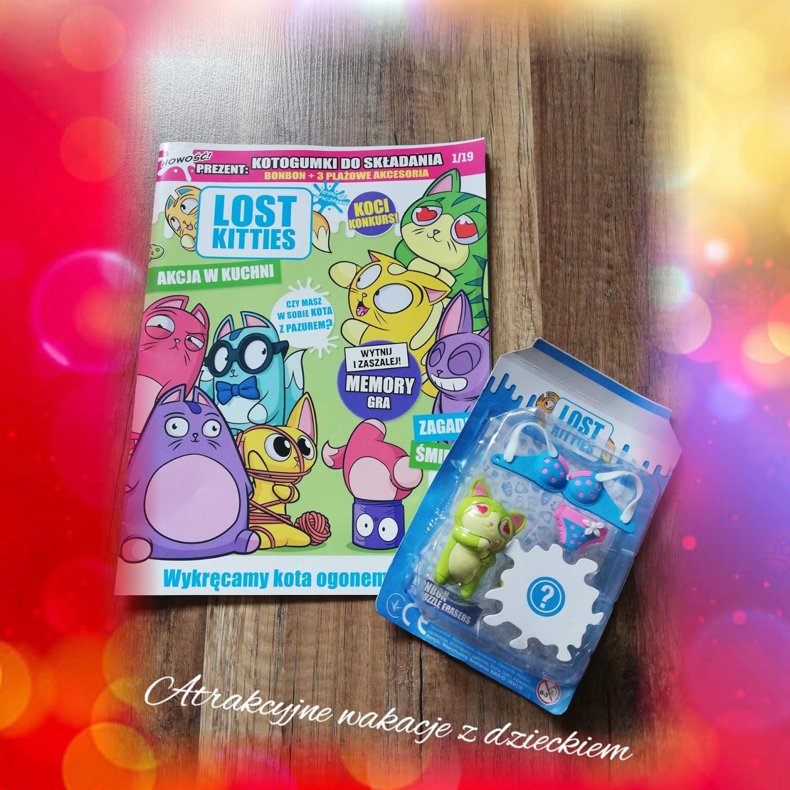 Lost Kitties - Magazyn dla dzieci - Egmont