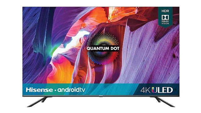 Hisense Class H8 Quantum Series Android 4K ULED Smart TV