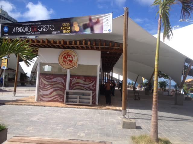 Já tem restaurante funcionando no local do antigo Mercado do Peixe
