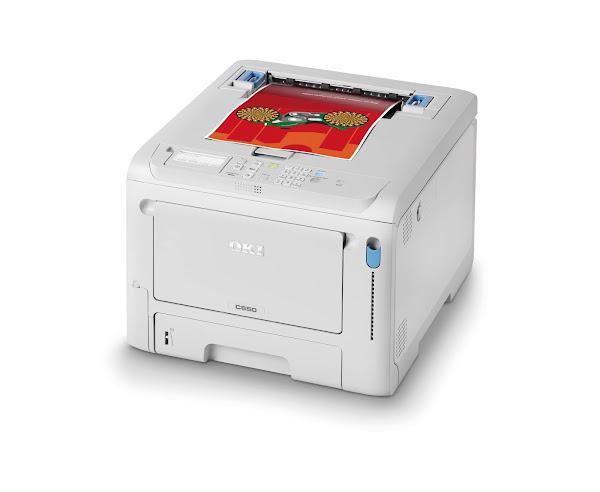 OKI lança impressora A4 a cores de alto desempenho mais pequena do mundo