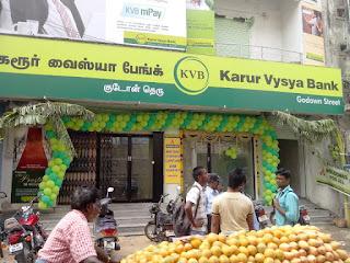 Karur Vysya Bank Recruitment for Clerk Posts | Apply Online ...