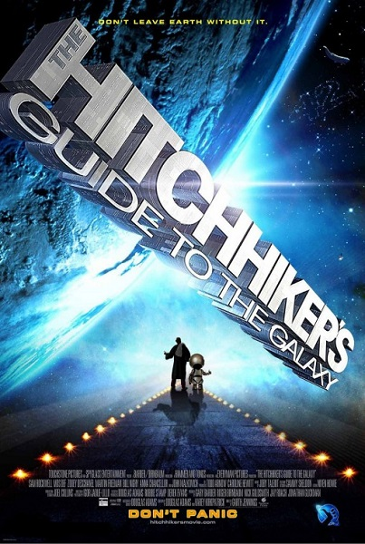 The Hitchhiker's Guide to the Galaxy - Douglas Adams ...