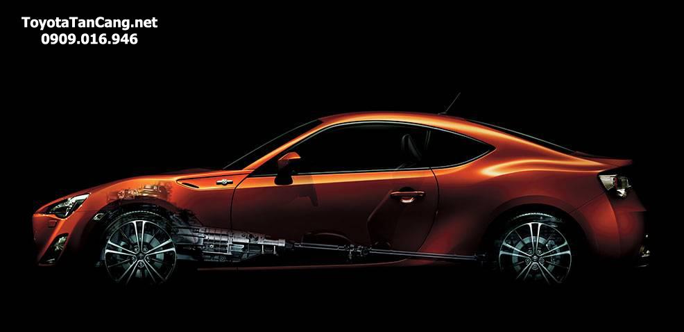 toyota ft 86 2015 toyota tan cang 16 -  - Đánh giá Toyota FT 86 2015 nhập khẩu: Đẳng cấp xe đua dạo phố
