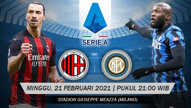 Prediksi AC Milan Vs Inter Milan