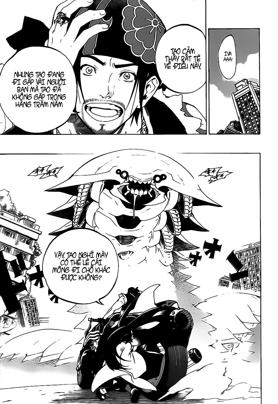 Examurai chapter 002 trang 4