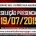 SELEÇÃO PRESENCIAL PARA O PÓLO AUTOMOTIVO DE GOIANA NESSA SEXTA-FEIRA 19/07/2019