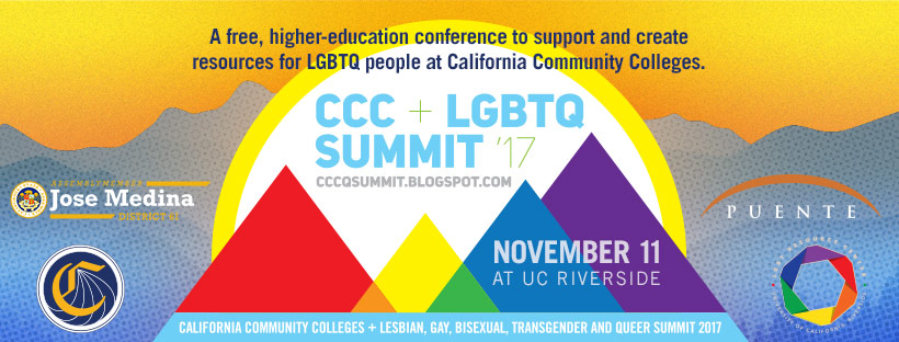 CCC + LGBTQ+ Summit