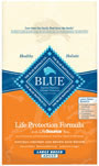 Picture of Blue Buffalo Adult Large Breed Chicken and Brown Rice Recipe Dry Dog Food