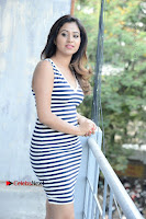 Actress Mi Rathod Spicy Stills in Short Dress at Fashion Designer So Ladies Tailor Press Meet .COM 0039.jpg