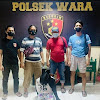 Unit Reskrim Polsek Wara,  Berhasil  Menangkap Pencuri Uang di Kafe