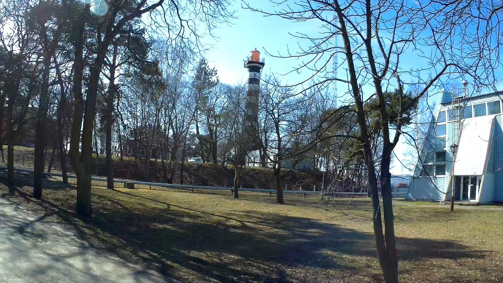 Клайпедский маяк