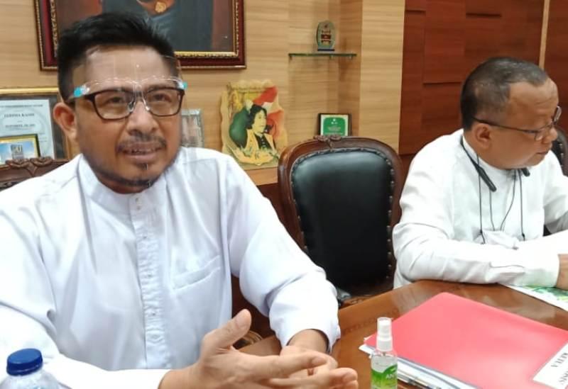Ketua DPRD Kota Batam Nuryanto: Ranperda RTRW Kota Batam 2020 Akan Disahkan Menjadi Ranperda
