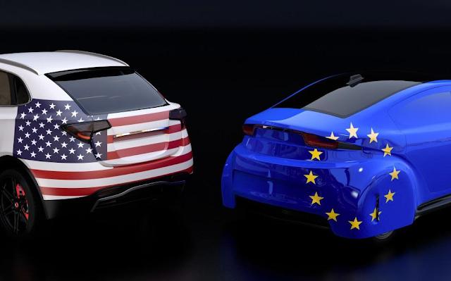 USA Suv vs Europe Suv