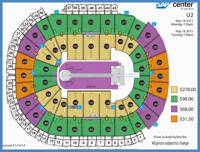 U2 News Spoiler NY Times berichtet von den Proben, sitzplan sap arena mannheim, sitzplan sap arena, sap arena mannheim sitzplan, sitzplan sap arena mannheim