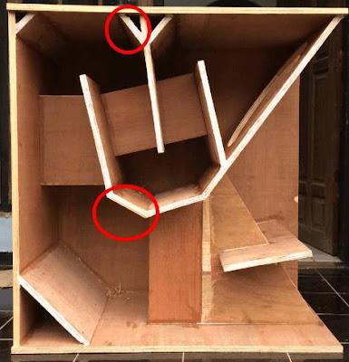 Box Hoogscoop 18 Inch Hampir Jadi