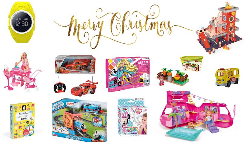 Polecane i sprawdzone prezenty świąteczne dla dzieci