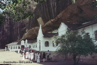 dambulla sri lanka temple