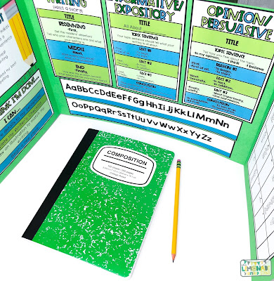 writing office for primary grades