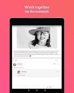 Screenshot Zoho Writer - Apcoid