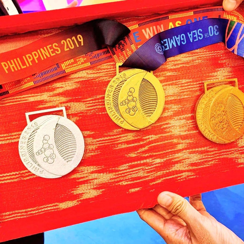Sea Sports News 30th Sea Games Philippines 2019 Medals