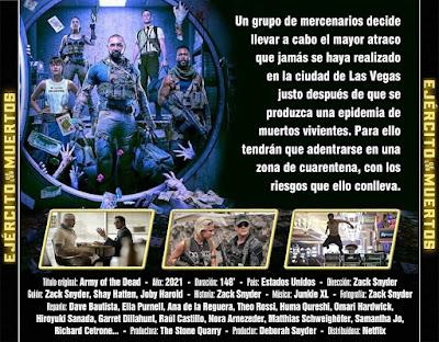 Ejército de los muertos - [2021]