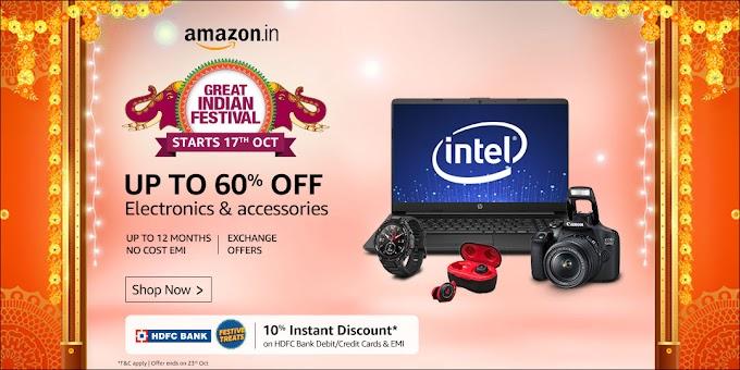 Amazon Electronics Sale 2020