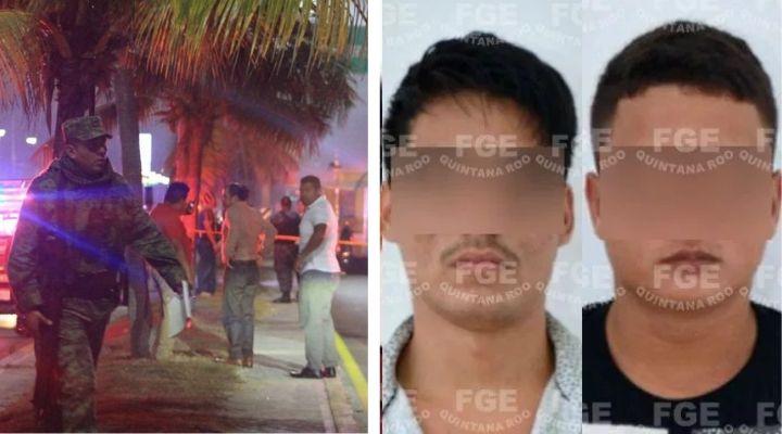 Detienen a cinco sujetos implicados en el levanton de 27 trabajadores del call center de Cancún
