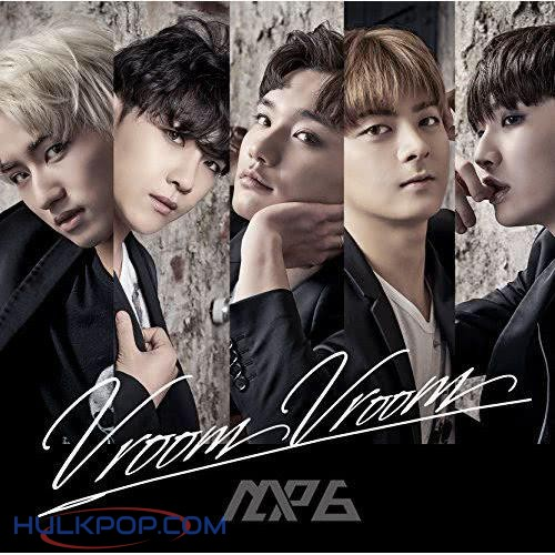 MAP6 – Vroom Vroom -Japanese Ver.- (ITUNES MATCH AAC M4A)