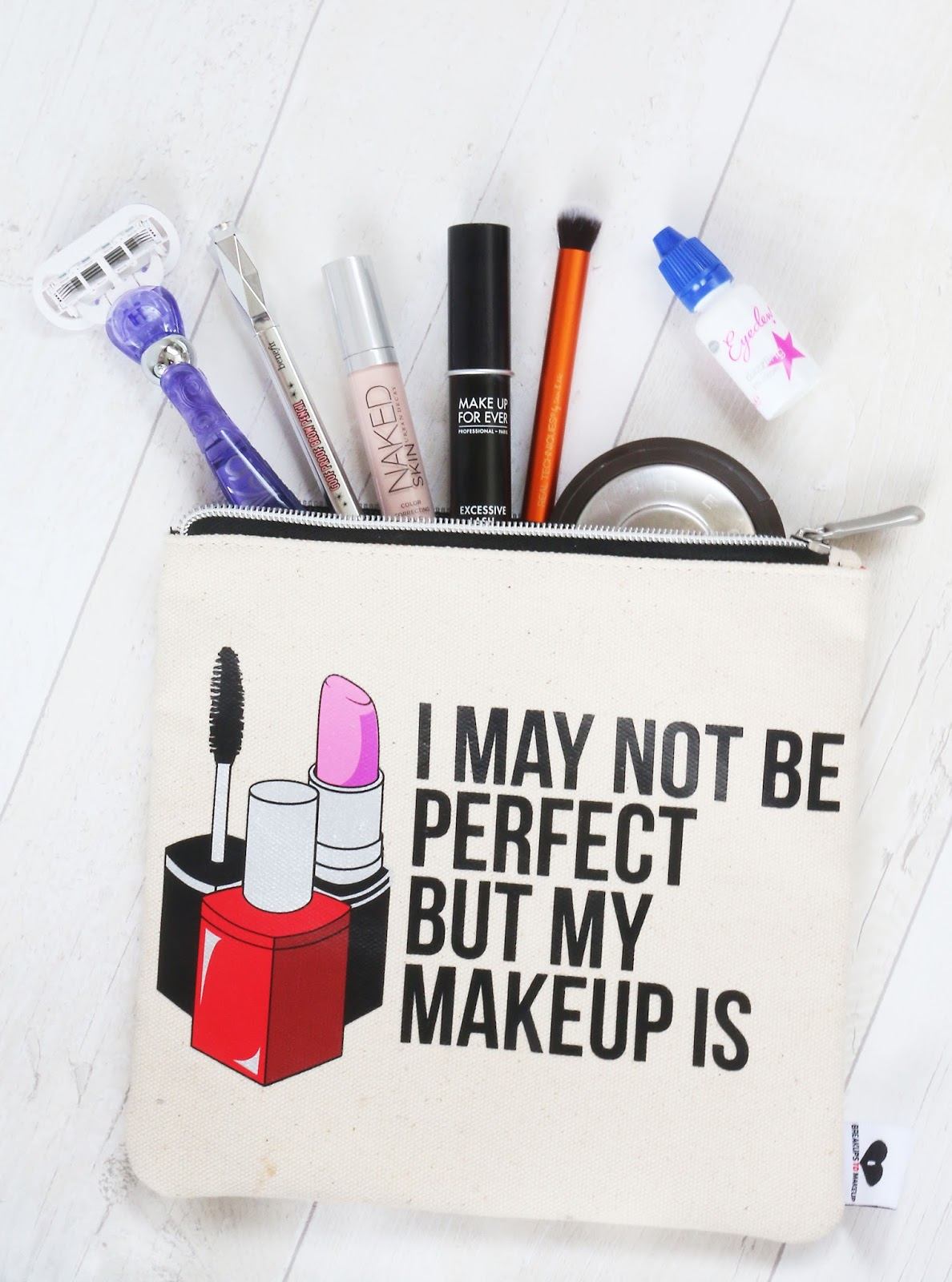 My Make Up Bag Favourites Right Now